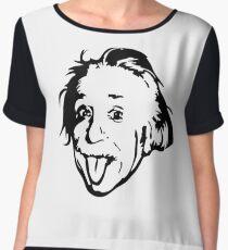 Einstein Chiffon Top