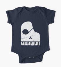 Klassisches Piratenlied Baby Body Kurzarm