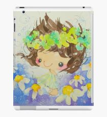 Fen's Art World Flower Halo iPad Case/Skin
