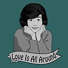 Love Is All Around by jamylyn