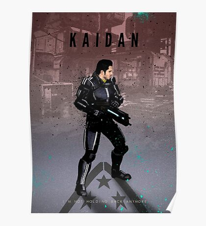 Legends of Gaming - Kaidan Poster