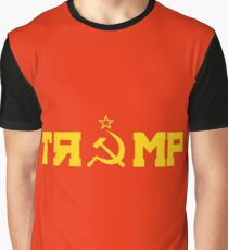 Comrade Trump Graphic T-Shirt