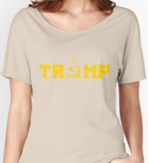 Comrade Trump Women's Relaxed Fit T-Shirt