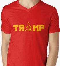 Comrade Trump Men's V-Neck T-Shirt