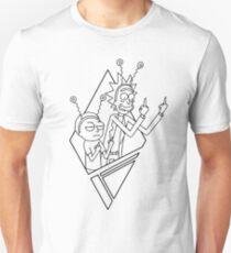 Rick and Morty / Peace Among Worlds  Unisex T-Shirt