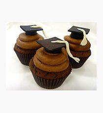 Graduation Cupcakes - By Haydene - NZ Photographic Print