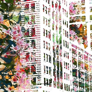 Floral Chicago by AndShesGone