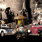 About time - Des jouets Vintage by Sandro Rossi