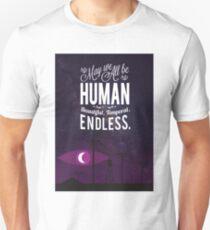 beautiful, temporal, endless Unisex T-Shirt