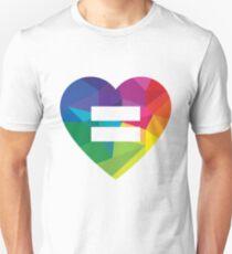Marraige Equality Heart T-Shirt