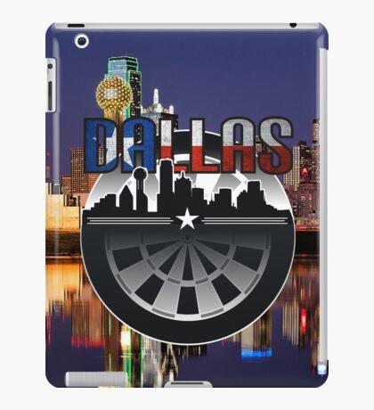 Darts Dallas iPad Case/Skin