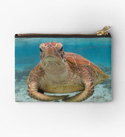 Turtle yoga pose Studio Pouch