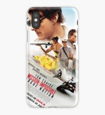 mission impossible iPhone Case