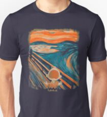 Skrik Unisex T-Shirt