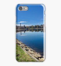 Boston Harbor Walk iPhone Case/Skin