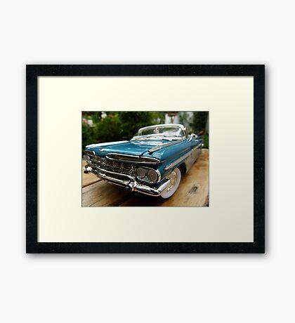 Chevrolet Impala Framed Print