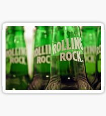 Rolling Rock: V  Sticker