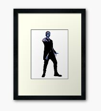 Time Lord 2 Framed Print