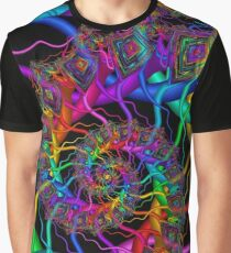 Into The Night Graphic T-Shirt