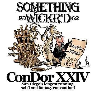 ConDor 24 - Something Wicked by kraita