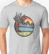Bleib wild Unisex T-Shirt