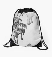 Hovering Drawstring Bag