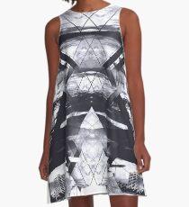 Moonbeams A-Line Dress