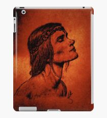 A Woman Born from Fire iPad Case/Skin