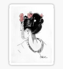 atsuko Sticker