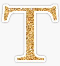 t // tau Sticker