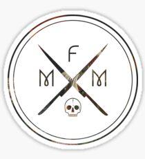 My Favorite Murder Podcast: Style 2 Sticker