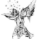 Cosmic Warrior by Jesse Marofke