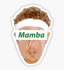 White Mamba 2 Sticker