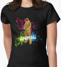 Star Wars - Chewbacca Animal Womens Fitted T-Shirt
