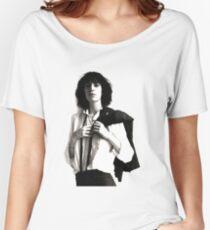 singer Women's Relaxed Fit T-Shirt