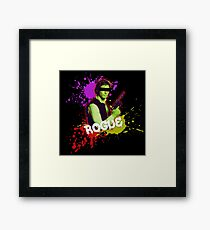 Star Wars - Han Rogue Framed Print
