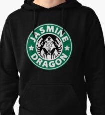 The Jasmine Dragon Pullover Hoodie