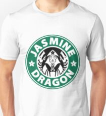 The Jasmine Dragon Unisex T-Shirt