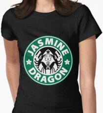 The Jasmine Dragon Women's Fitted T-Shirt