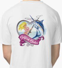 Billfish Babes Logo - White Background Classic T-Shirt