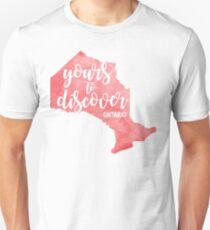 Ontario Unisex T-Shirt