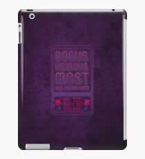 Bill & Ted Quote iPad Case/Skin