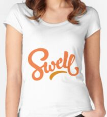 Swell Women's Fitted Scoop T-Shirt