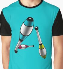 clubs Graphic T-Shirt