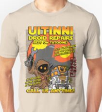 Droid repairs! Unisex T-Shirt