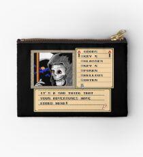 NES Grim Reaper Game Screen Studio Pouch