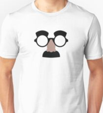 Groucho Marx Face Unisex T-Shirt