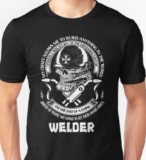 I Am A Welder Unisex T-Shirt