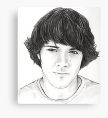 Sam Winchester -Season 2 Canvas Print