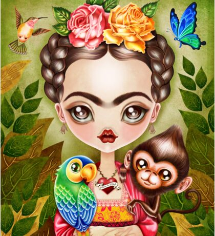 Frida Querida Sticker